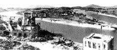 [Hiroshima at August 7, 1945]