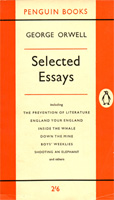 'Critical Essays' (front cover)