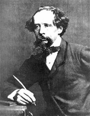 Charles Dickens -- Index page