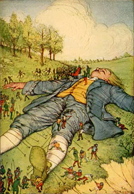 swifts gullivers travels and orwells 1984 An analysis of brave new world, 1984 and gulliver's travels   circumstances,  huxley and orwell wrote two major dystopian works – brave new world   literature and then further analyze the most common ones in swift's gulliver's  travels.